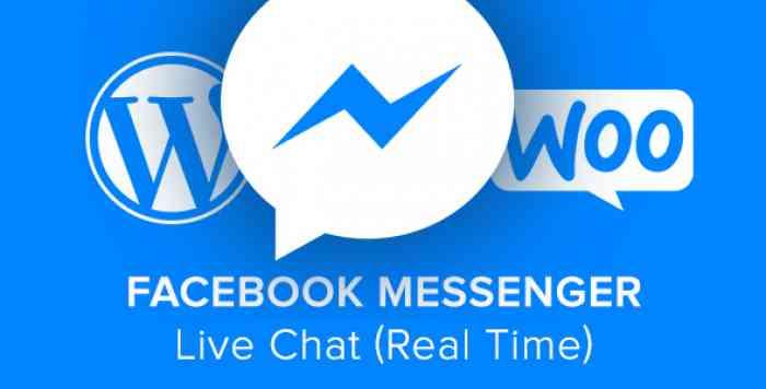 Facebook Messenger Live Chat v1.0.2 - Real Time