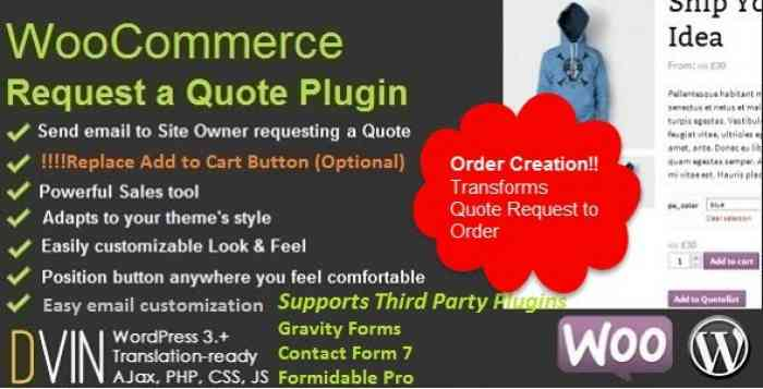 WooCommerce Request a Quote v2.58