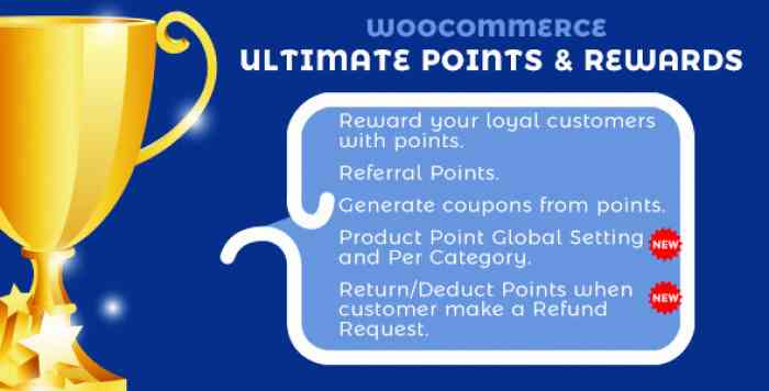 WooCommerce Ultimate Points And Rewards v1.3.4.1