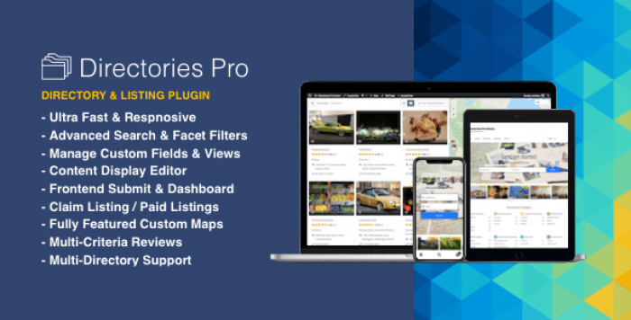 Directories Pro plugin for WordPress v1.1.124