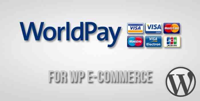 WorldPay Gateway for WP E-Commerce v1.7.6