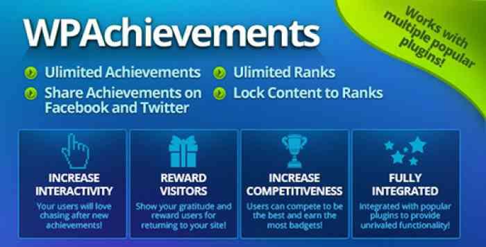 WPAchievements v8.9.0 - WordPress Achievements Plugin