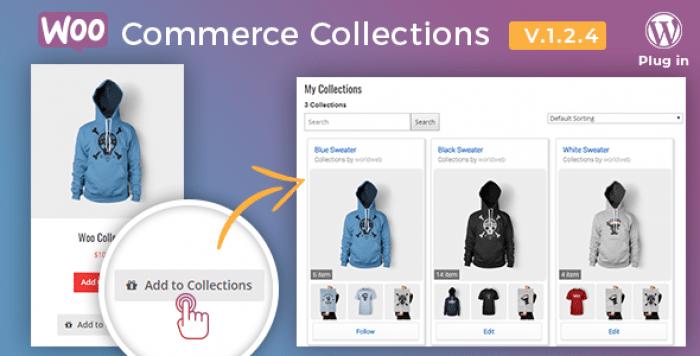 WooCommerce Collections v1.2.4 - WordPress Plugin