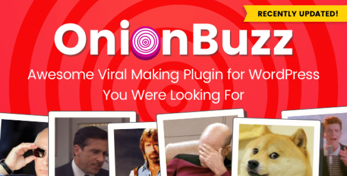 OnionBuzz v1.2.4 – Viral Quiz Maker for WordPressOnionBuzz v1.2.4 – Viral Quiz Maker for WordPress  Create BuzzFeed like quizzes on your WordPress website or blog. OnionBuzz plugin lets you add beautifully designed and responsive viral content using shortcodes or custom post types. It's an easy to use and works with any WordPress theme!  Demo: https://codecanyon.net/item/viral-quiz-maker-onionbuzz-for-wordpress/20021001  https://www118.zippyshare.com/v/m14SVECN/file.html http://userscloud.com/n5wy7xwgk2dh http://ul.to/88yl9h6a http://uploadboy.me/izw8m9rgdxwi/onionbuzz-124.rar.html https://www.sendspace.com/file/scx2uc https://sendit.cloud/rkgcb5w49s6g https://openload.co/f/xvsNcMTHtnE/onionbuzz-124.rar https://www.mirrored.to/files/5VOYZTSG/onionbuzz-124.rar_links http://www.mediafire.com/?22o2tbomls5io9s https://www.file-upload.com/2n2hx6ufoz9j https://www.datafilehost.com/d/8fc6c5c6 https://dailyuploads.net/x5p2ztlm0hsp