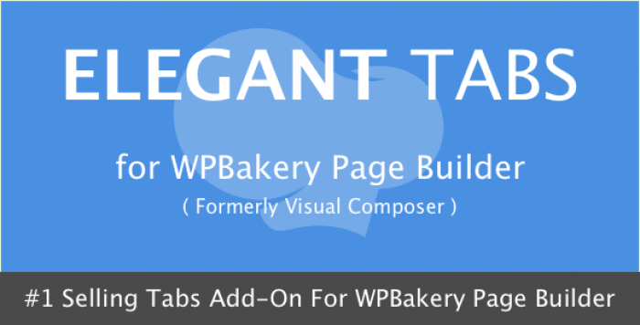 Elegant Tabs for Visual Composer v3.3.2