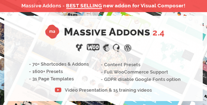 Massive Addons for Visual Composer v2.4.2