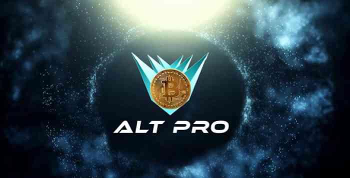 AltPRO - ICO Lending & Altcoin Platform - nulled
