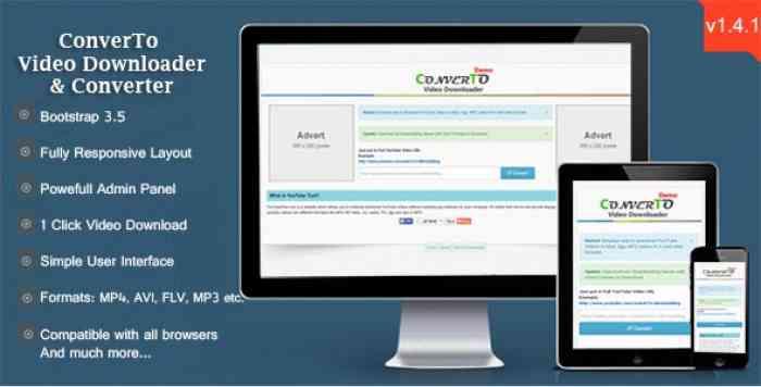 ConverTo v1.4.1 - Video Downloader & Converter