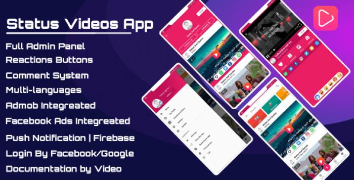 Status Videos App - Pro