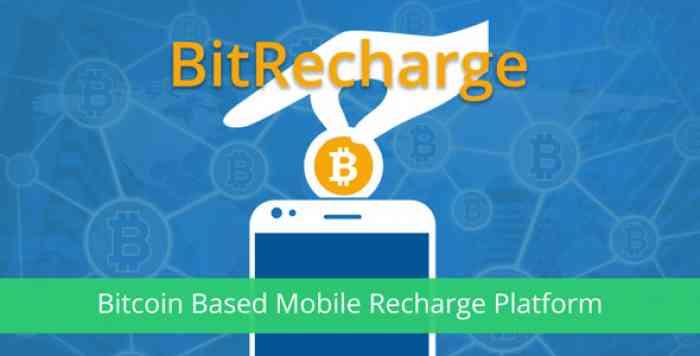 BitRecharge - Bitcoin Based Mobile Recharge Platform