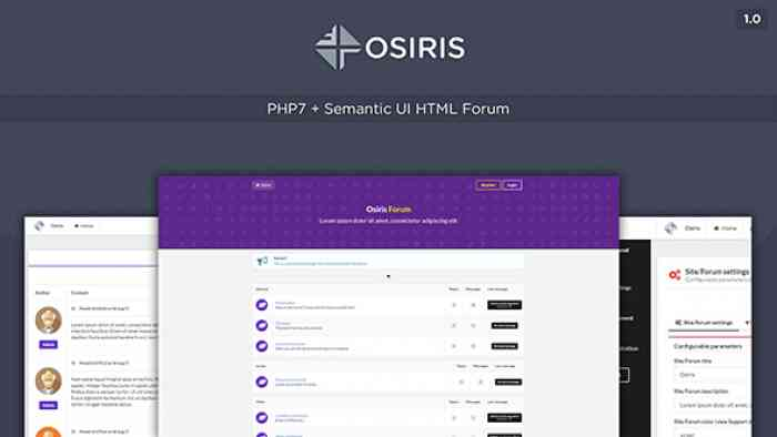 Osiris v1.0 - Semantic Forum