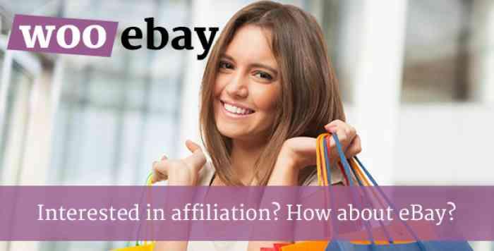 WooCommerce eBay Affiliates v1.1 - WordPress Plugin