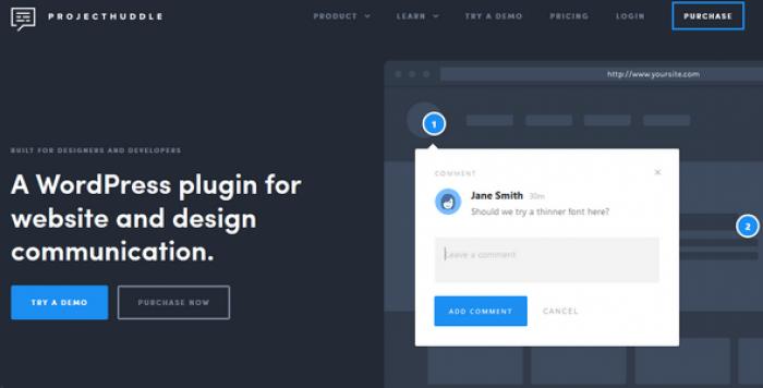 ProjectHuddle v3.0.16 - Organized Client Feedback