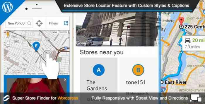 Super Store Finder for WordPress v5.0