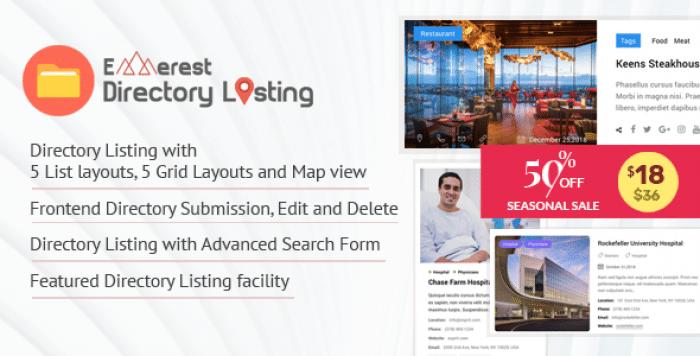 Everest Business Directory v1.1.9