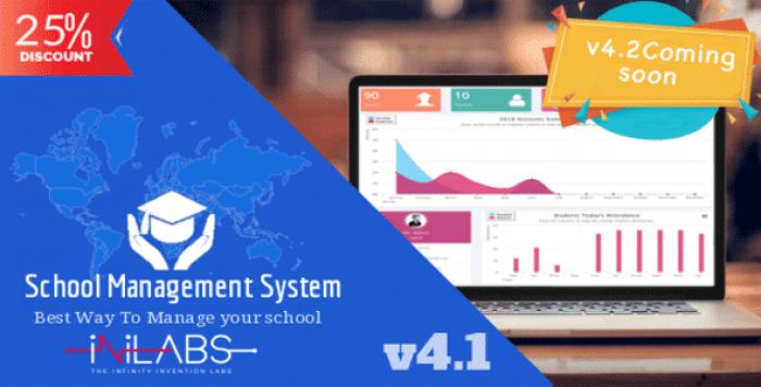 Inilabs School Express v4.1 - School Management System