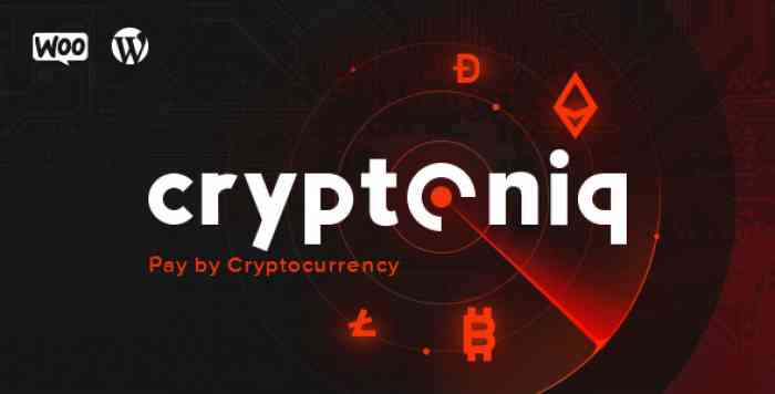 Cryptoniq v1.5 - Cryptocurrency Payment Plugin for WordPress
