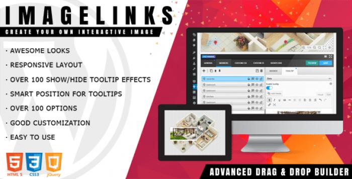 ImageLinks v1.5.1 - Interactive Image Builder