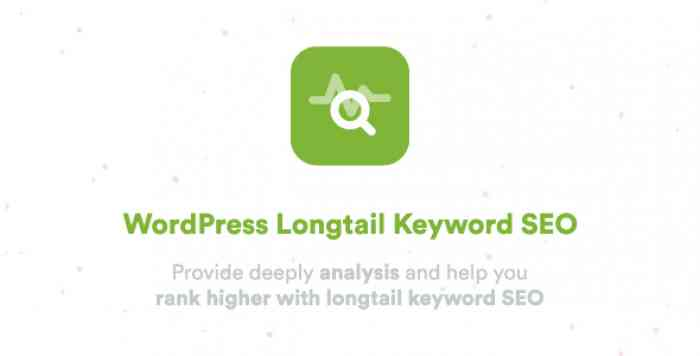 WordPress Longtail Keyword SEO v2.4.2 - SERP Checker