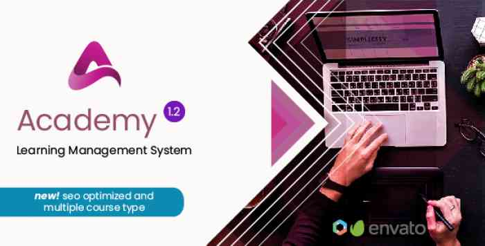 Academy v1.2 - Course Based Learning Management System - nulled
