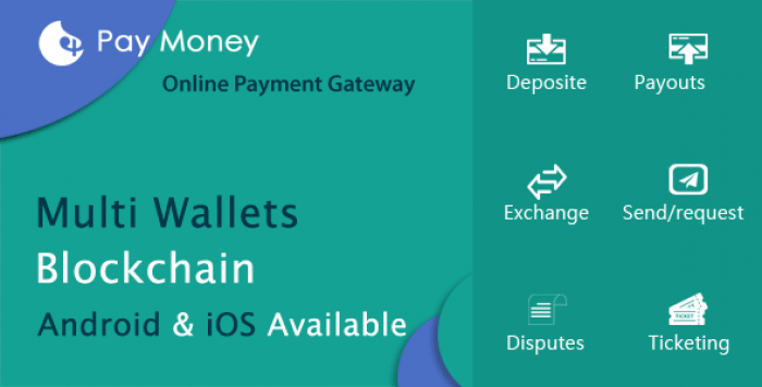 PayMoney v1.7 - Secure Online Payment Gateway