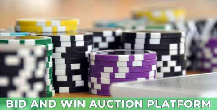 AucBID - Bid And Win Auction Platform