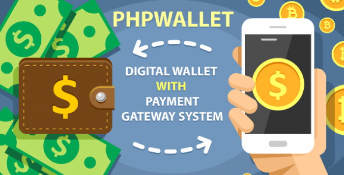 phpWallet v2.2 - e-wallet and online payment gateway system