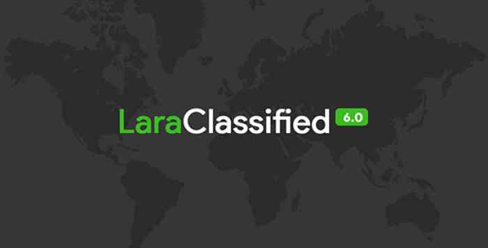 LaraClassified v6.0 - Classified Ads Web Application - nulled
