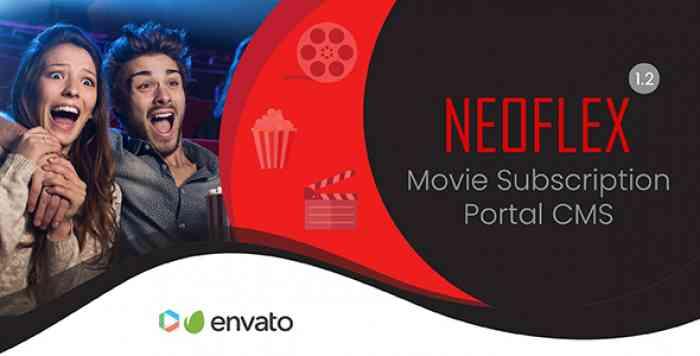 Neoflex v1.2 - Movie Subscription Portal Cms