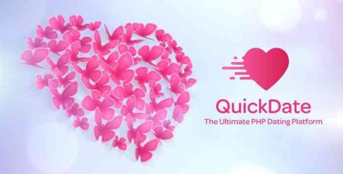 QuickDate v1.0 - The Ultimate PHP Dating Platform
