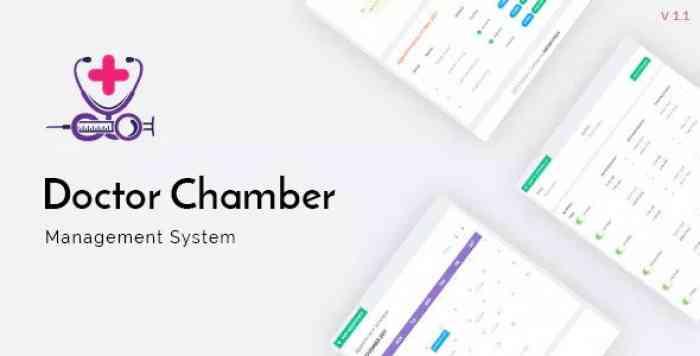 Doctor Chamber Management System v1.1