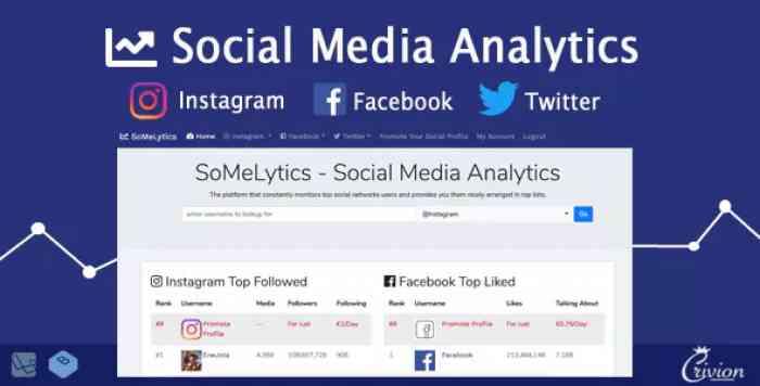 SoMeLytics v1.0 – Social Media Analytics Platform