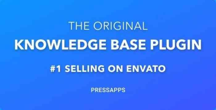 Knowledge Base v4.1.0 – Helpdesk   Wiki WordPress Plugin