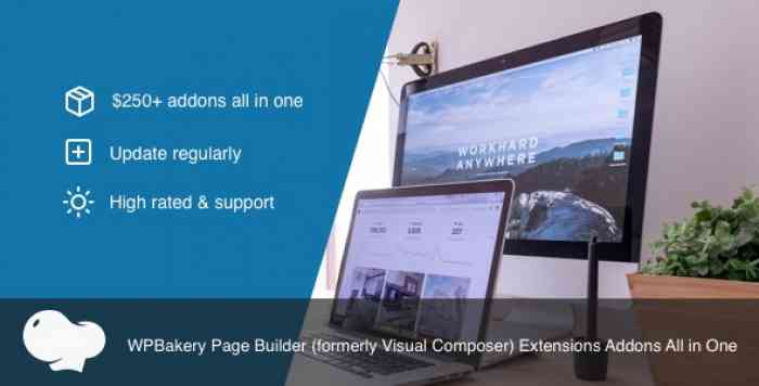 All In One Addons for WPBakery Page Builder v3.5.6