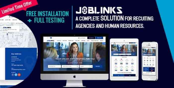 Job Links v1.0 - Complete Job Management Script