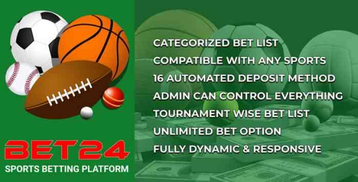 BET24 – Sports Prediction Platform – Project Management Tools