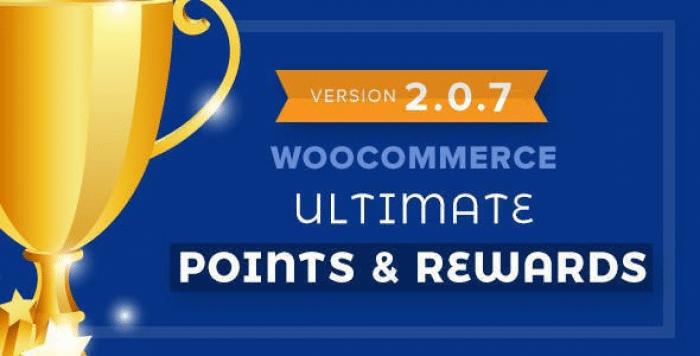 WooCommerce Ultimate Points And Rewards v2.0.7