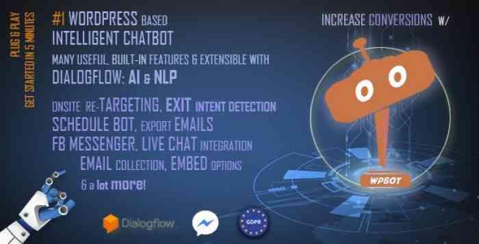 ChatBot for WordPress v9.1.2