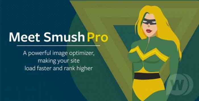WP Smush Pro v3.2.2 - Image Compression Plugin