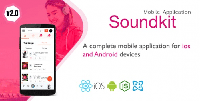 Soundkit v1.3.3 – Mobile Application for Ios and Android