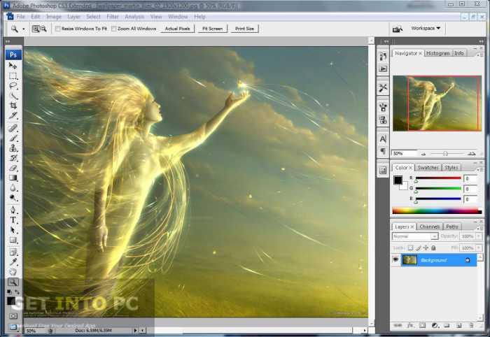 Photoshop CS3 Free Download