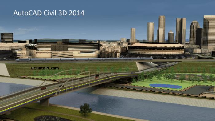 AutoCAD Civil 3D 2014 Download Free