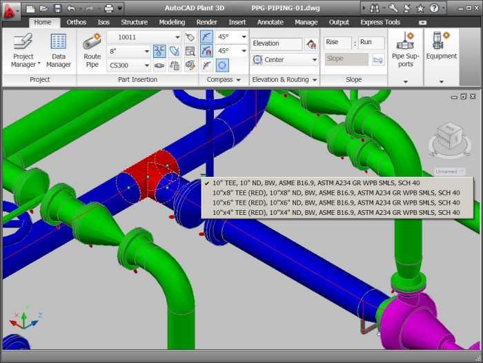 AutoCAD Plant 3D 2014 Free Download