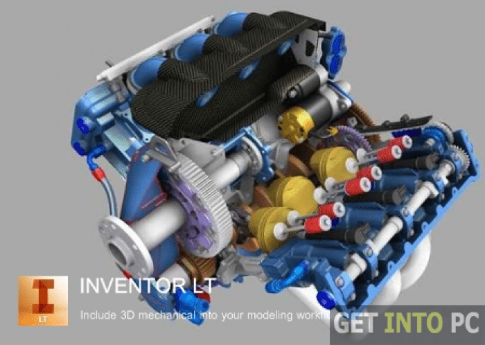 Autodesk Inventor LT 2014 Free Download