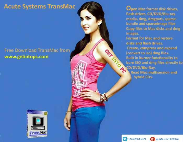 Acute Systems TransMac Free Download