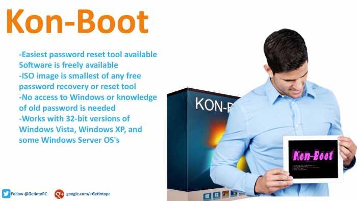 Kon-Boot Free Download