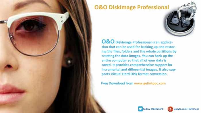 O&O DiskImage Professional Free Download