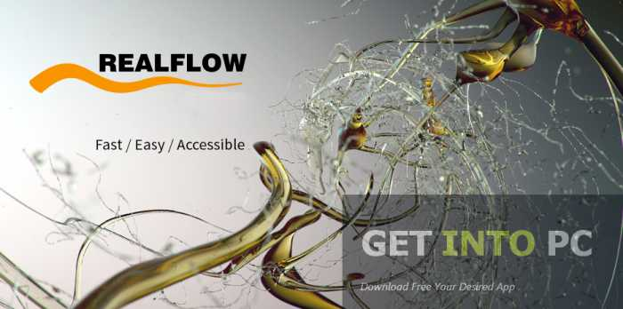 REALFLOW 3D Software Free Download