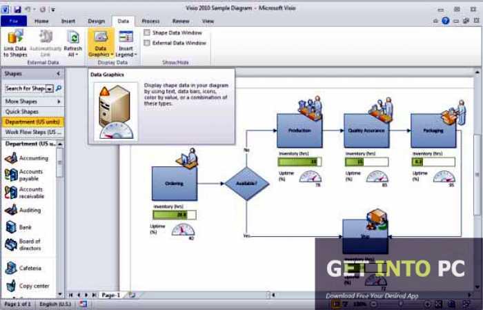 Microsoft Visio 2010 Premium Free Download