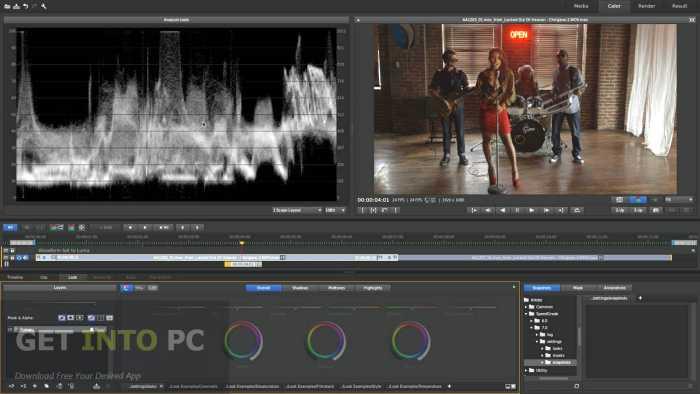 Adobe SpeedGrade CC 2014 Free Download
